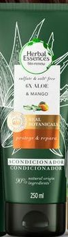 Oferta de Acondicionador Herbal Essences Bio:Renew 6x Aloe y Mango 250ml por