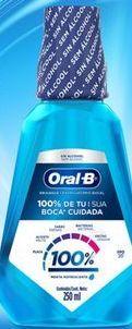 Oferta de Enjuague Buc Oral B Pro Salud 250Ml por