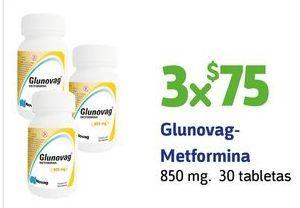 Oferta de Medicamentos Metformina por