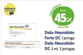 Oferta de Dolo-Neurobión Forte DC por