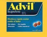 Oferta de Advil ibuprofeno por $34