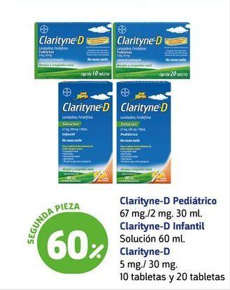 Oferta de Clarityne - D Pediátrico, Infantil por