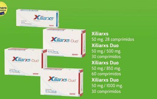 Oferta de Medicamentos Xiliars por