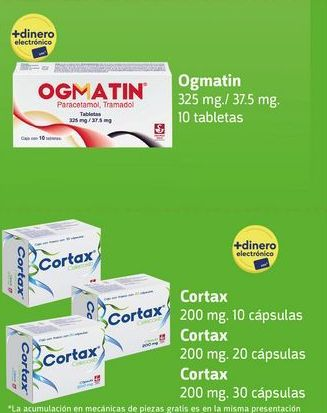 Oferta de Medicamentos ogmatin por