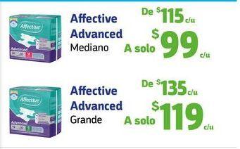 Oferta de Pañales para adultos Affective por $99