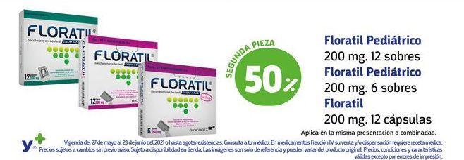 Oferta de Floratil Pediátrico por