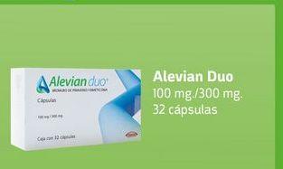 Oferta de Medicamentos Alevian Duo por