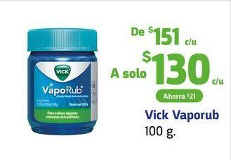 Oferta de Vick Vaporub por $130