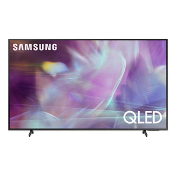 """Oferta de 60"""" Q60A QLED 4K Smart TV 2021 por $21499"""