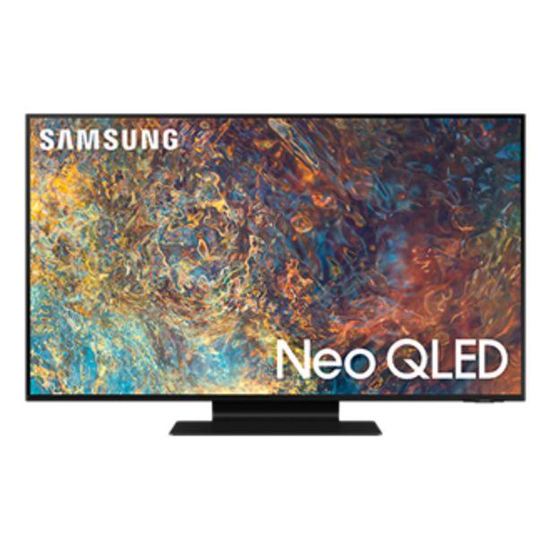 """Oferta de 50"""" QN90A Neo QLED 4K Smart TV 2021 por $32999"""