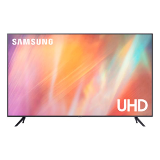 "Oferta de 75"" AU7000 UHD 4K Smart TV 2021 por $28999"
