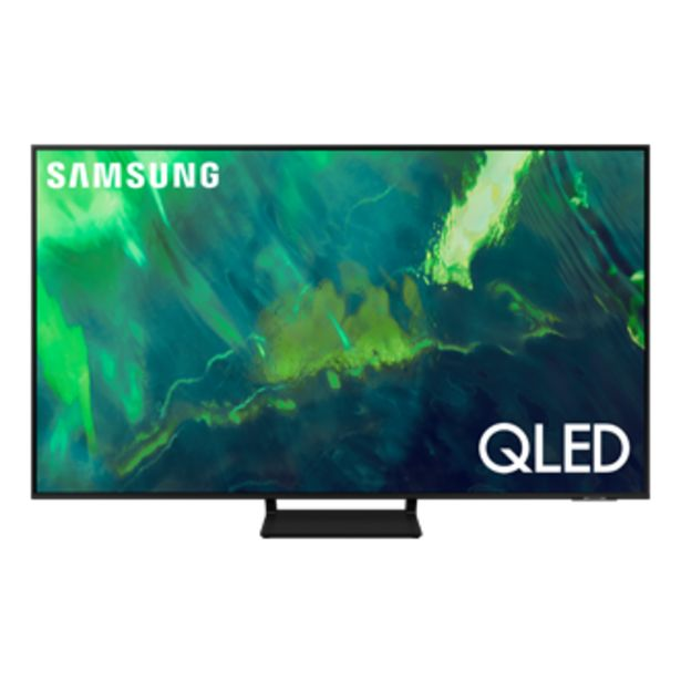 """Oferta de 55"""" Q70A QLED 4K Smart TV 2021 por $20999"""