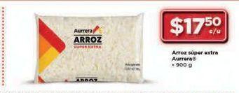 Oferta de Arroz Aurrera por $17.5