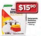 Oferta de Detergente en polvo Aurrera por $15.9