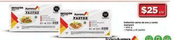 Oferta de Alimentación IMITACION CARNE DE AVE Y CERDO por $25