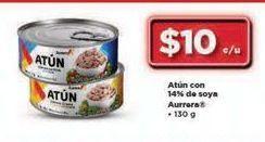 Oferta de Atún enlatado Aurrera por $10
