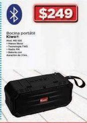 Oferta de Bocinas bluetooth kiwo por $249