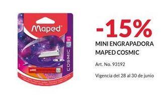 Oferta de MINI ENGRAPADORA MAPED COSMIC por