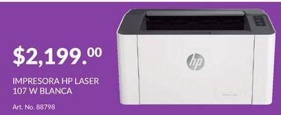 Oferta de IMPRESORA HP LASER  por $2199