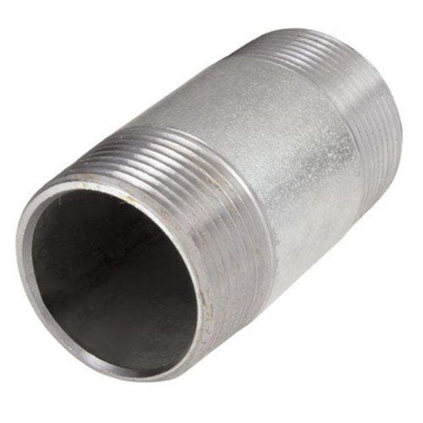 Oferta de Niple Galvanizado Ced 40 10mmx 7.5cm 3/8 X 3 Arxflux por $17.06