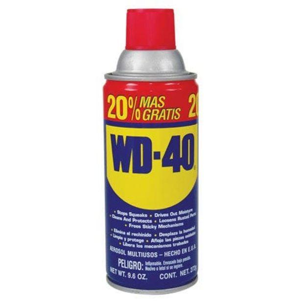 Oferta de Aceite Lubricante P/metales Aflojatodo Liquido 8 Oz Wd-40 por $108.62