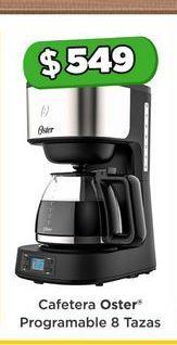 Oferta de Cafetera Oster por $549