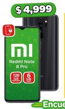 Oferta de Celulares redmi note MI 8 pro por $4999
