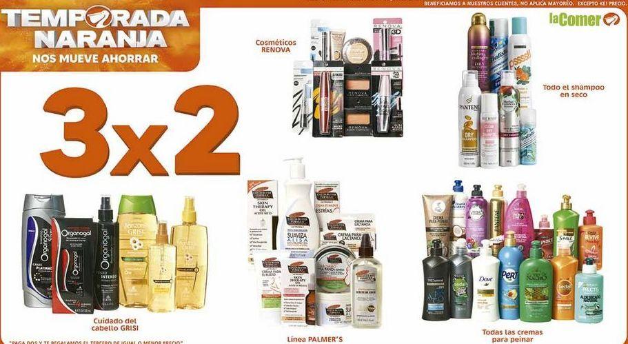 Oferta de Cosmeticos por
