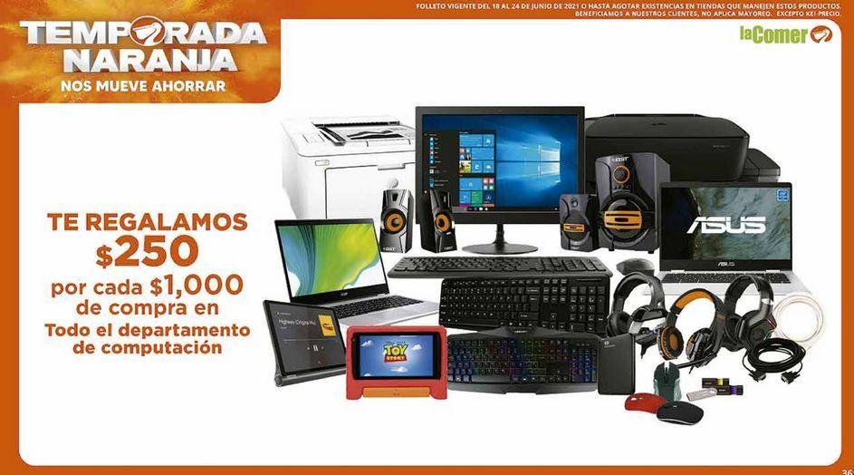 Oferta de Computadoras por