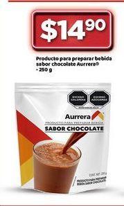 Oferta de Producto para preparar bebida sabor chocolate Aurrera por $14.9