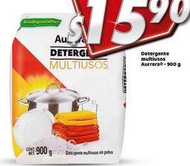 Oferta de Detergente multiusos Aurrera  por $15.9