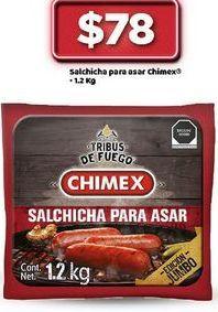 Oferta de Salchichas Chimex por $78