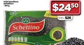 Oferta de Frijoles Schettino por $24.5