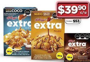 Oferta de Cereales Extra por $39.9
