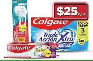Oferta de Higiene bucal Colgate por $25