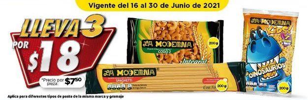 Oferta de Pasta La Moderna por