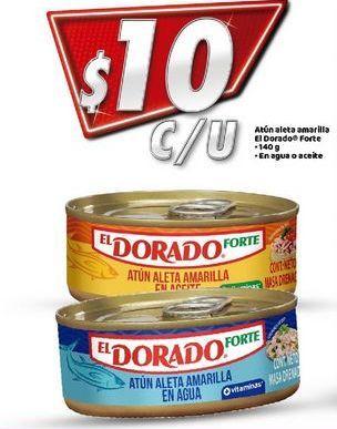 Oferta de Atún enlatado El Dorado por $10