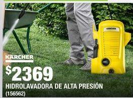 Oferta de HIDROLAVADORA UNIVERSAL DE ALTA PRESIÓN DE 1600 PSI por $2369