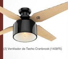 Oferta de Ventilador de techo Canbrook por