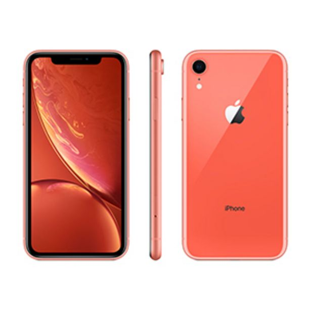 Oferta de IPhone XR 128GB Coral por $13949.1