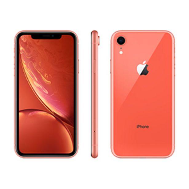 Oferta de IPhone XR 64GB Coral por $12599.1