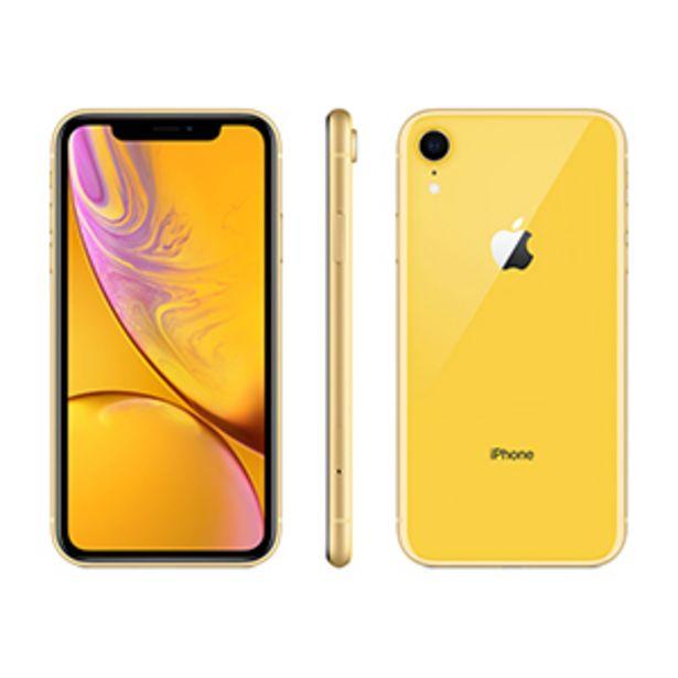 Oferta de IPhone XR 64GB Amarillo por $12599.1