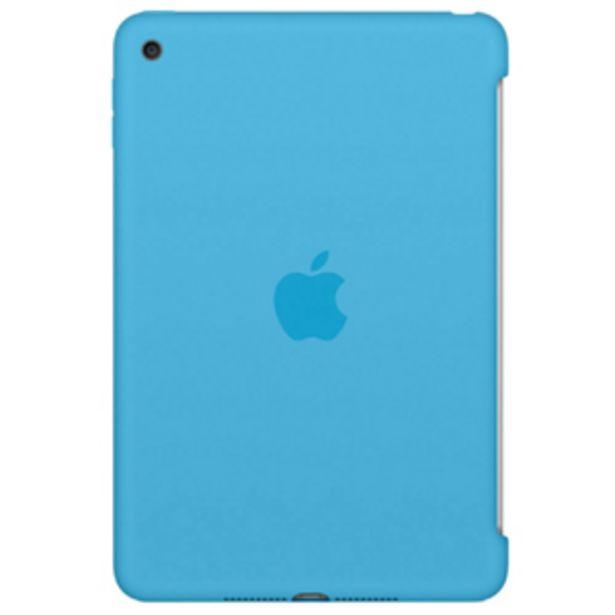 Oferta de Funda Apple Silicone p/iPad Mini 4 Azúl por $1199
