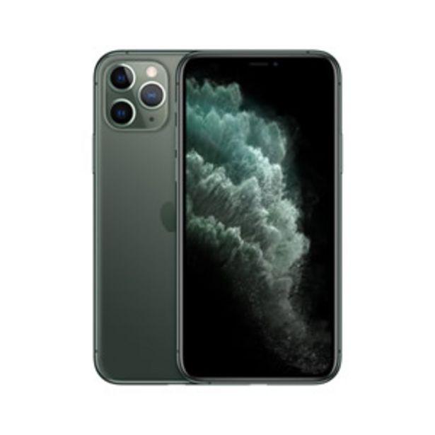 Oferta de IPhone 11 Pro 512GB Verde Media Noche por $32999