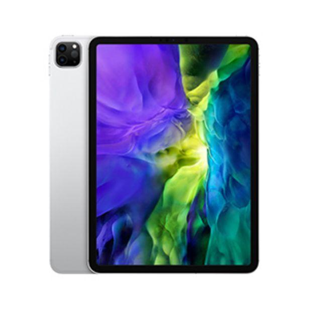 "Oferta de IPad Pro 11"" MXE92LZ/A Wi-Fi + Cellular 1TB Plata por $38199"