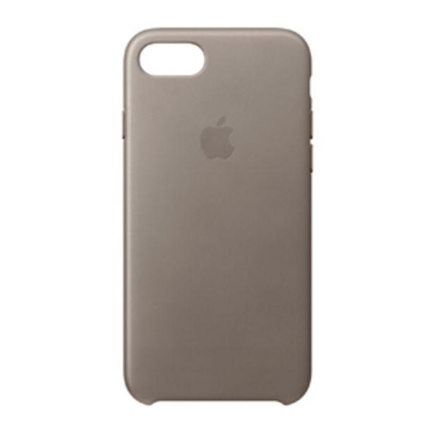 Oferta de Funda Apple iPhone 7-8-SE Piel Marron por $1099