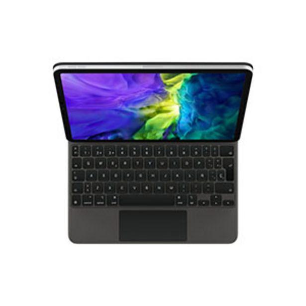 """Oferta de Magic Keyboard iPad Pro de 11"""" 3a Gen/iPad Air 4a Gen Español MXQT2E/A por $7599"""