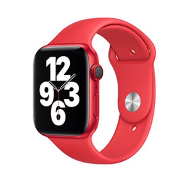 Oferta de Correa Apple Deportiva PRODUCT RED 38/40mm por $1199