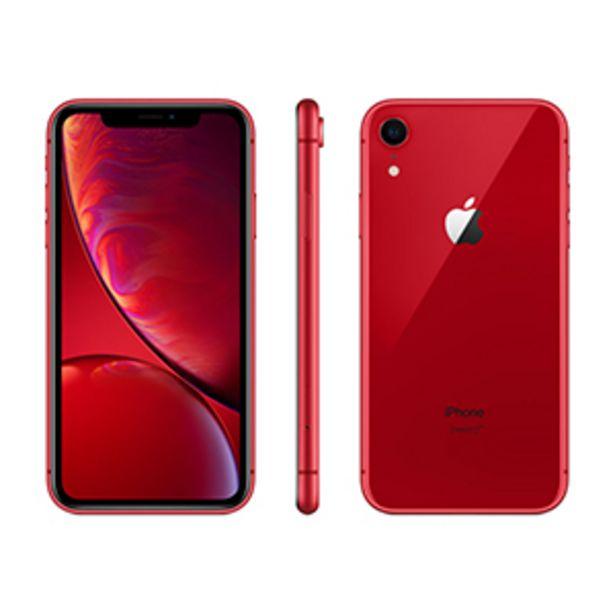 Oferta de IPhone XR 64GB (PRODUCT)RED por $12599.1