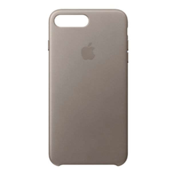 Oferta de Funda Apple iPhone 7-8 Plus Piel Marron por $1199
